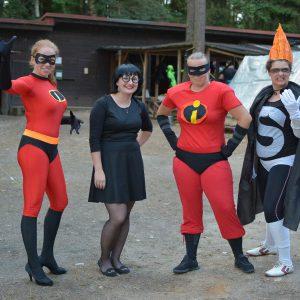Škola Superhrdinů!